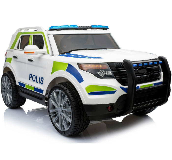 Elbil Barn Polisbil
