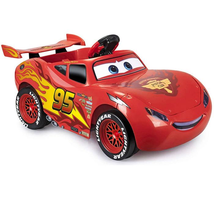 Elbil Barn Disney Cars Blixten McQueen