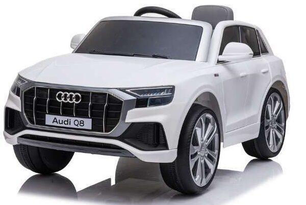 Elbil Audi Q8 Vit 12v