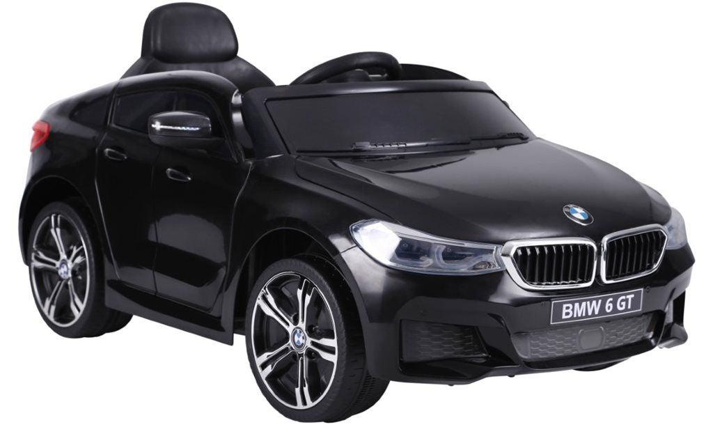 Elbil BMW 6 GT, Svart