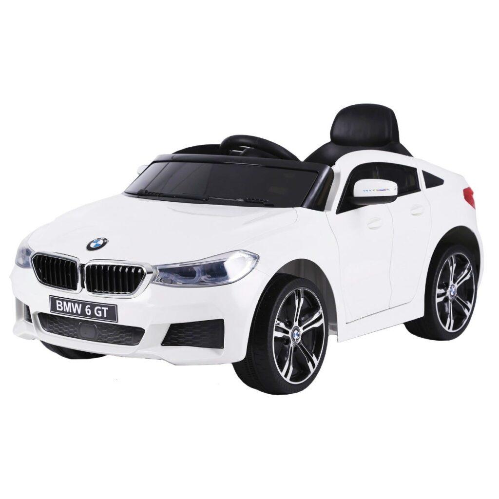 Elbil BMW 6 GT, Vit
