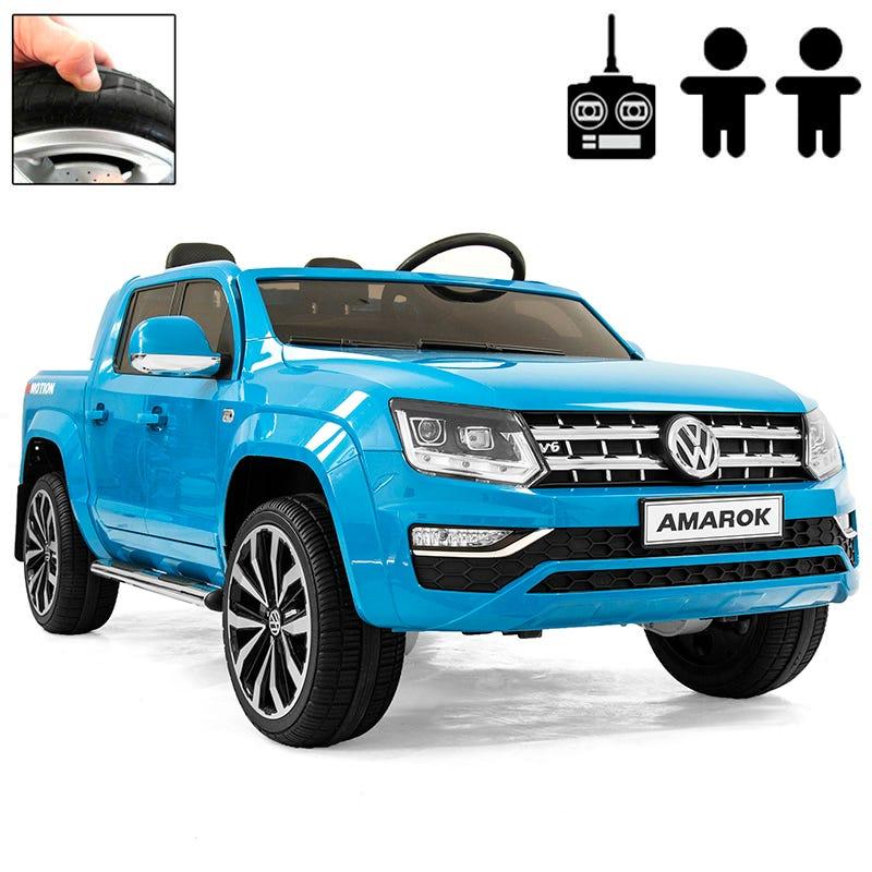 Elbil Volkswagen Amarok 4Motion Blå