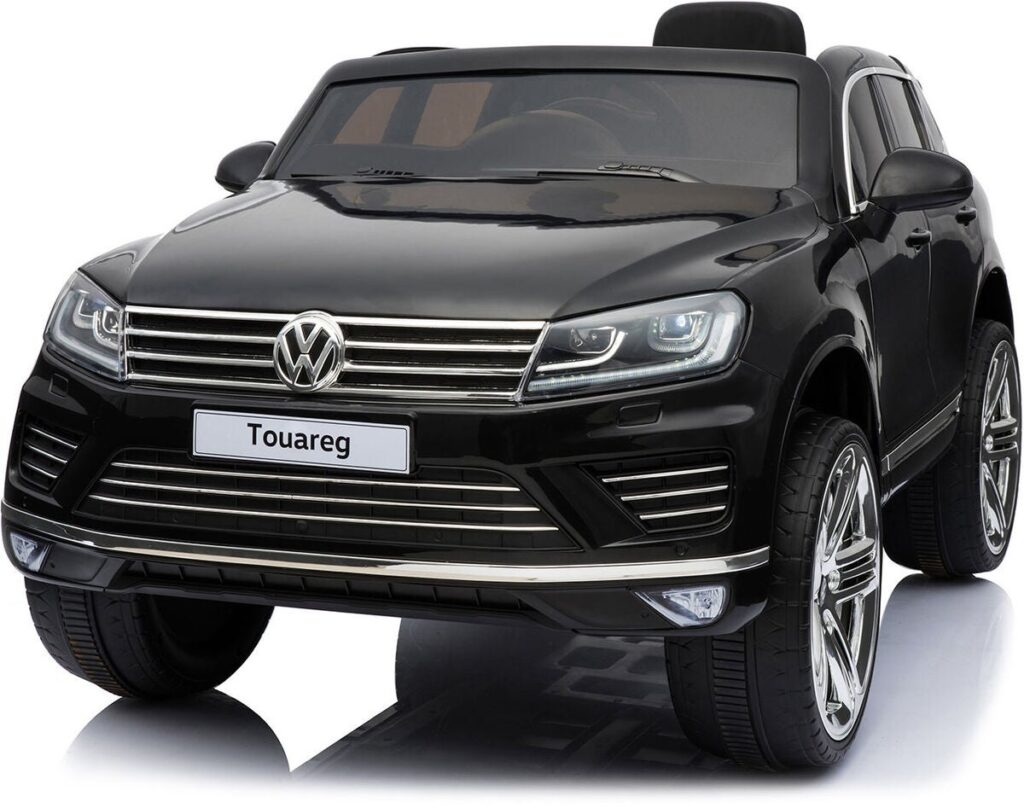 Elbil Volkswagen Touareg, Svart