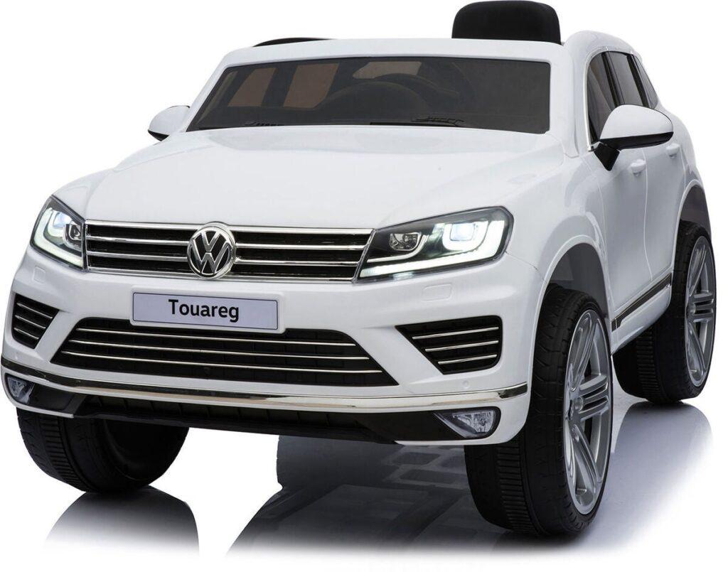 Elbil Volkswagen Touareg, Vit