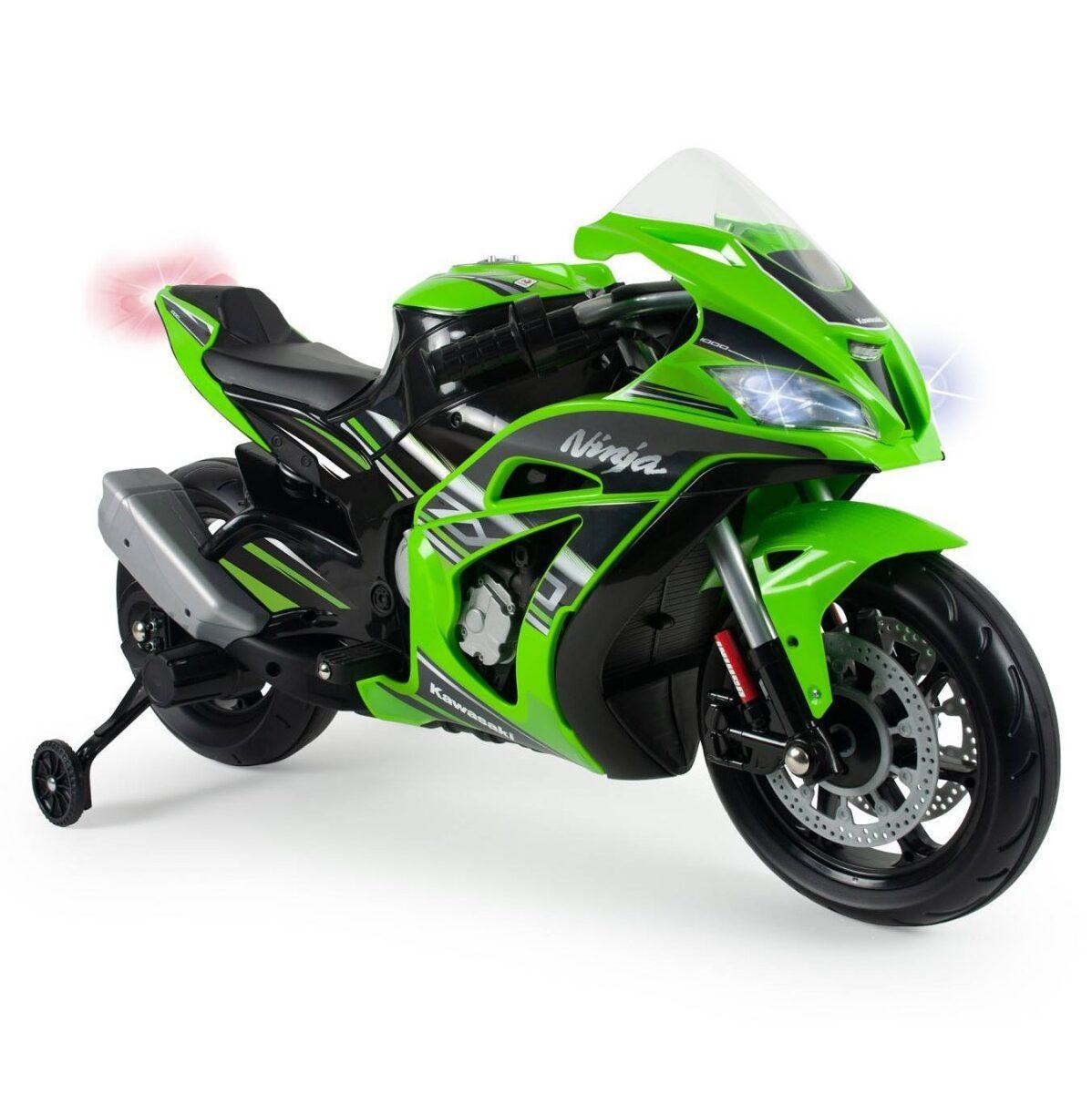 Elmotorcykel Injusa Kawasaki Ninja